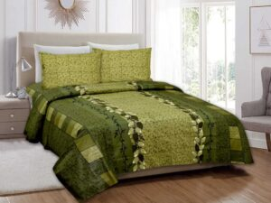 PROCION Cotton Double King Printed Bedsheet